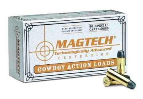 MagTech Ammunition Co. Magtech 44 Special 200 Grain Lead Flat Nose Ammunition Md: 44E