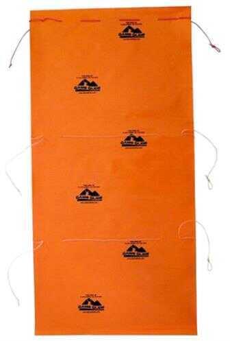 Cass Creek Game Calls Cass Creek CCDSDS Game Glide Drag-N-Sled Deer Dragging System Hunters Orange