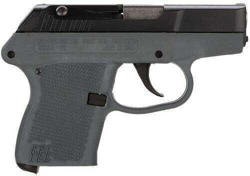 "Kel-Tec P-32 32 ACP 2.68"" Barrel 7 Round Gray Polymer Grip Semi Automatic Pistol P32GY"