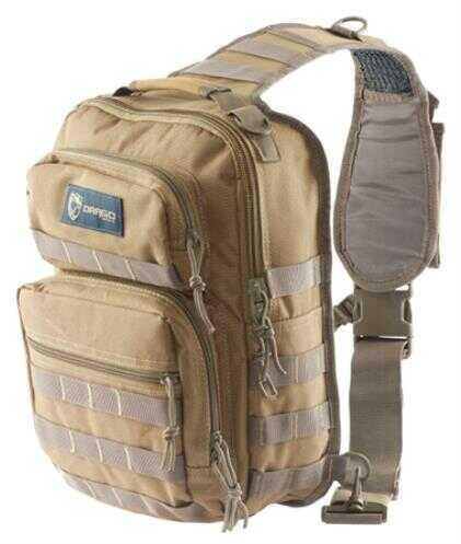 Drago Gear DRAGO 14-306Tn Sentry Pack IPAD Tan