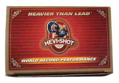 """Hevi-Shot Turkey 12 Ga. 3"""" 2 oz #6 Hevi-Shot 5 Rounds Per Box Ammunition Md: 43026 43026"""
