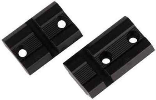 Weaver Simmons Matte Black Top Base Pair For Remington 700 Md: 48460 48460