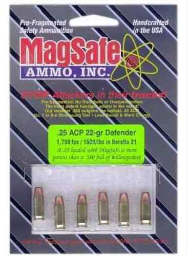 MagSafe Ammo Inc. MagSafe 357 Sig 64 Grain Pre-Fragmented Bullet Ammunition Md: 357SIG