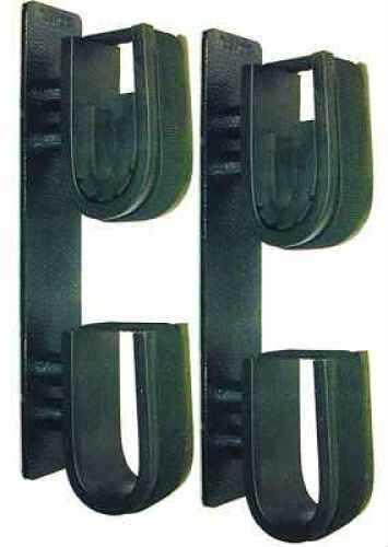 Rugged Gear Double Hook Gun Rack With Dual Locks Md: 10040