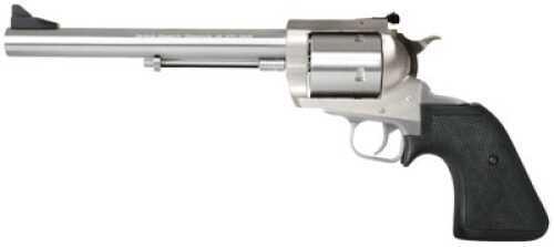 "Revolver Magnum Research Big Frame 480 Ruger 7.5"" 5 Black Hogue Rubber Grip Stainless Steel BFR4807"