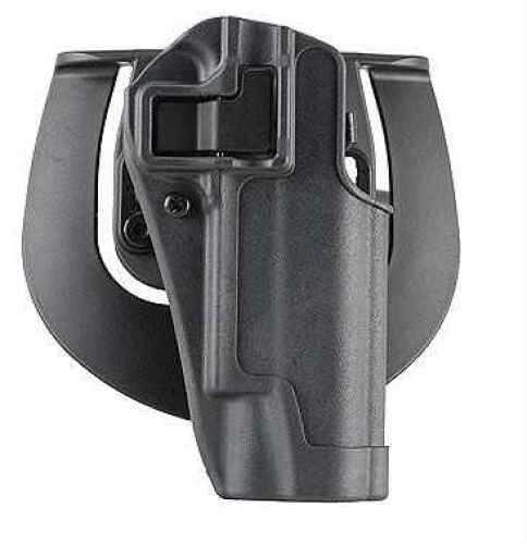 "BlackHawk Products Group Serpa Sportster Belt Holster Right Hand S&W J-Frame 2"" 413520BK-R"