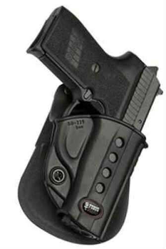 Fobus Roto Evolution Belt Holster For H&K USP .45 Full Size Md: HK2RB