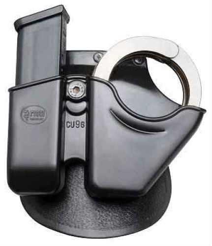 Fobus Magazine/Cuff Combo Paddle - Glock, H&K 9mm & 40 S&W M&P 9mm/40cal. CU9G