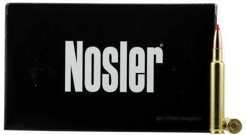 Nosler 43504 Ballistic Tip Hunting 280 Ackley Improved 140 Grains Ballistic Tip 20 Box