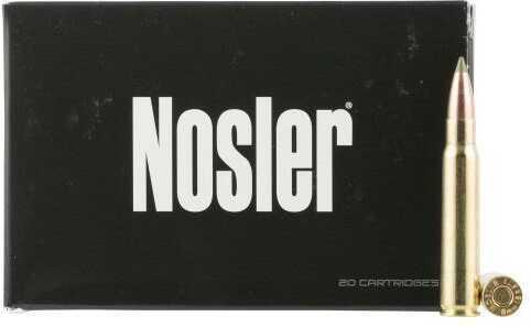Nosler 40643 E-Tip Hunting 8X57mm JS 180 Grains E-Tip 20 Box