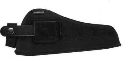"""Bulldog Cases Belt Holster, Ambidextrous Fits Standard Autos 2-5"""" w/ Light FSN-19"""