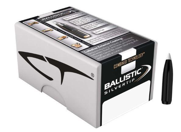 Nosler 338 Caliber 200 Gr Spitzer Ballistic ST (Per 50) 51200