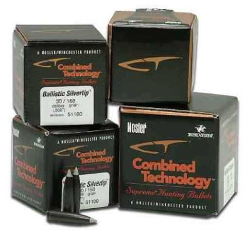Nosler 6mm/243 Caliber 95 Gr Spitzer Ballistic ST (Per 50) 51040