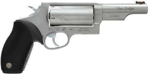 "Taurus Judge Magnum 410 Gauge / 45 Long Colt 4"" Barrel 5 Round Rubber Grip Revolver 2441049MAG"