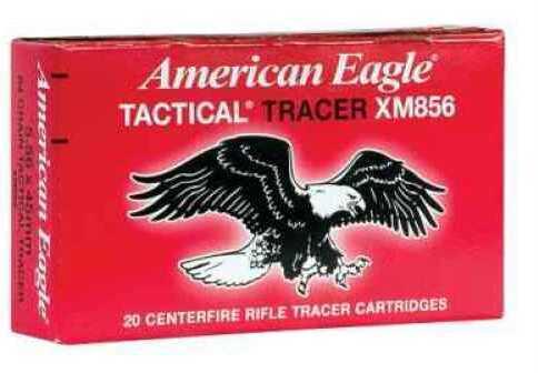 Federal Cartridge 223 Remington by Federal 223 Remington, Tracer, 64 Grain (per 20) XM856