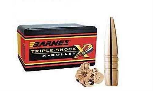 Barnes Bullets 458 Caliber 350Grain Triple Shok X Flat Base (Per 20) 45816
