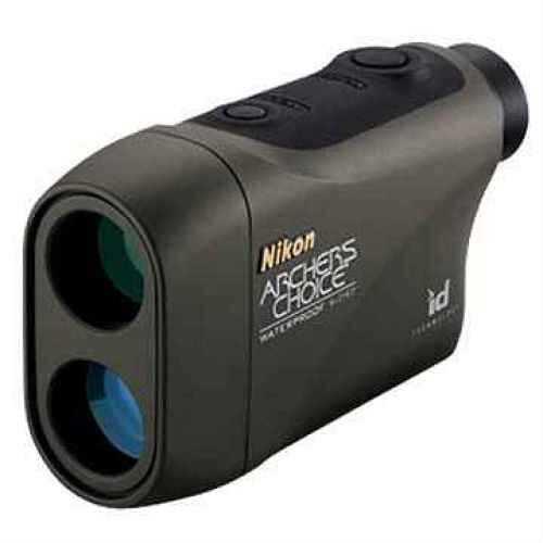Nikon ARCHERS CHOICE ID RNGFNDR Black 8366