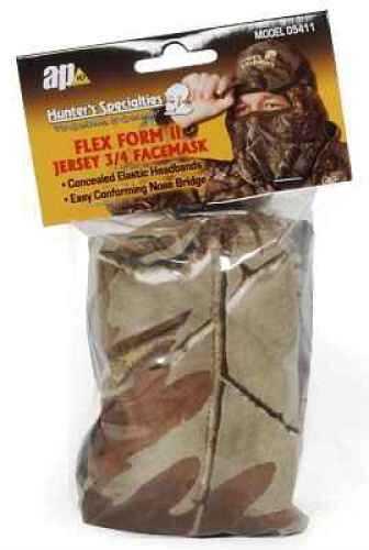 Hunter Specialties Hunters Specialties 3/4 Junior Realtree All Purpose Face Mask Md: 05411 05411