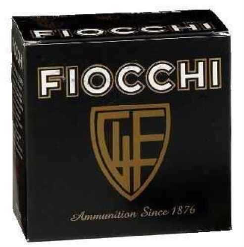 Fiocchi Ammo 12 Ga Shooting Dynamics Light Clay Target Loads 1 1/8 oz Shot # 7.5 Lead 25 Rounds Per Box Case Pric 12SD18L