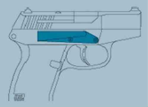 Kel-Tec KEL RH Belt Clip Pf-9 Blued PF9480B