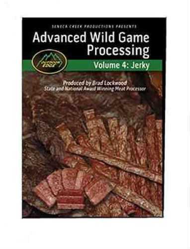 Outdoor Edge Cutlery Corp DVD Jerky-Adv. Processing: Volume 4 JP-101