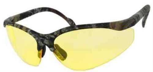 Radians Journey Jr Glasses with Mossy Oak Break Up Frame/Amber Lens Md: JRJ440CS