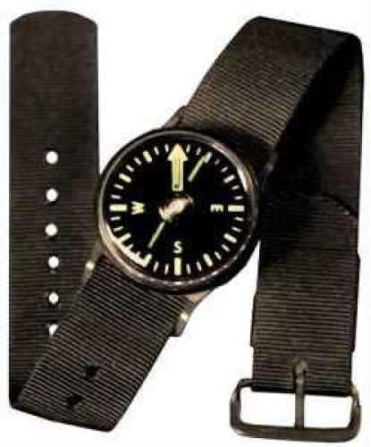 Cammenga Tritium Wrist Compass With Black Wrist Band Md: J582T J582T