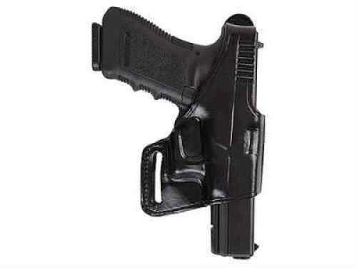 Bianchi Venom Belt Slide Holster Smith & Wesson Jframe Right Hand Black 01 24182