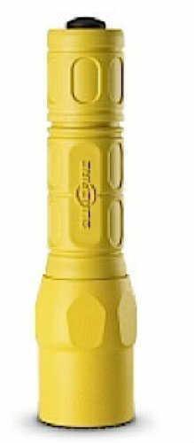 "Surefire G2X Tactical Light 320 Lumens 2-123A 5.2""L Yellow G2XAYL"