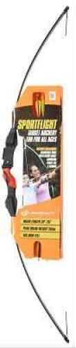 Barnett Sportflight Recurve Bow Set with Target Arrows/Finger Tab & Arm Guard Md: 1073 1073