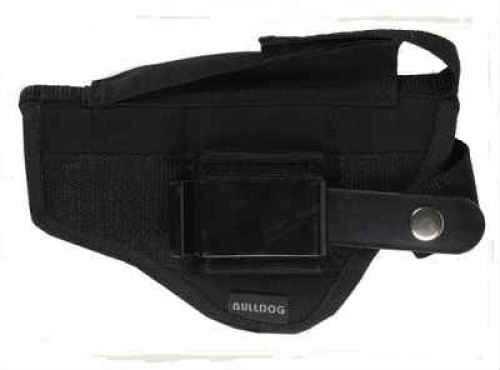 Bulldog Cases Black Extreme Holster For S&W K,L,N Frame Md: FSN16