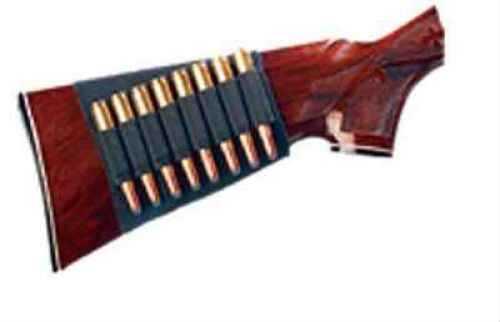 Bulldog Cases Black Buttstock Rifle Holder Md: WBSR