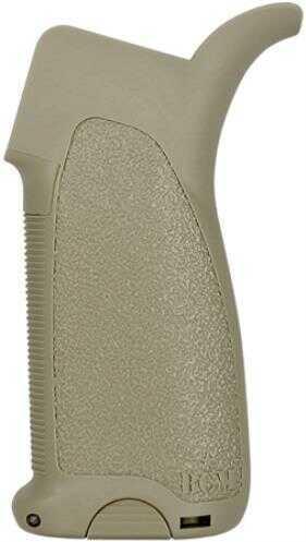 Bravo Company USA Bravo GFGMOD-1-FDE BCMGunfighter Pistol Grip AR-15 Flat Dark Earth Polymer/Rubber