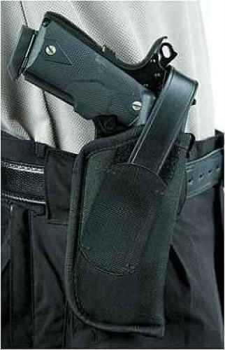 """BlackHawk Products Group BlackHawk Hip Holster For 2"""" Barrel Small Frame 5-Shot Revolvers with Hammer Spur Md: 40HT36BKR 40HT36BKR"""