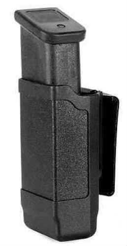 BlackHawk Products Group BlackHawk Black Single Stack Magazine Pouch Md: 420900BK