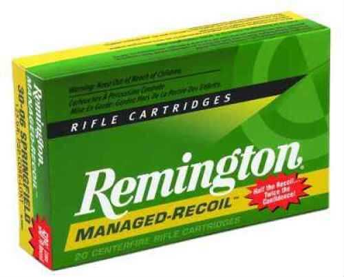 Remington REM MNGD-REC 3006 115G-PSP-CRLKT 20