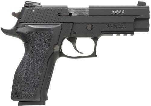 "Sig Sauer P226 Convertible 22 Long Rifle 4.55"" Barrel 10 Round Polymer Grip Black Semi Automatic Pistol 226BR22BAS"