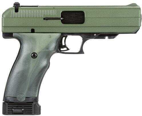 "Hi-Point 40 S&W 4.5"" Barrel 10 Round Double Action Green Camo Grip Green Slide Semi Automatic Pistol   34012"