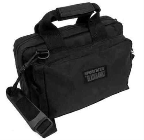 BlackHawk Products Group Blackhawk Black Nylon Sportster Shooters Bag 73SB00BK