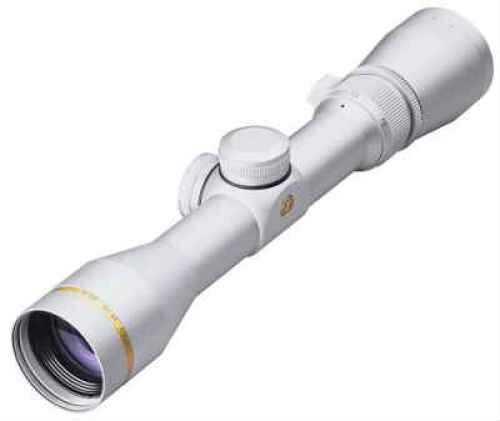 Leupold VX-3 Riflescopes 2.5-8x32mm Handgun Silver, Duplex Reticle 66620