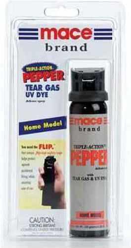 Mace Security International CN-Tear Gas/OC-Pepper/UV-Dye Home Defense Spray Md: 80196