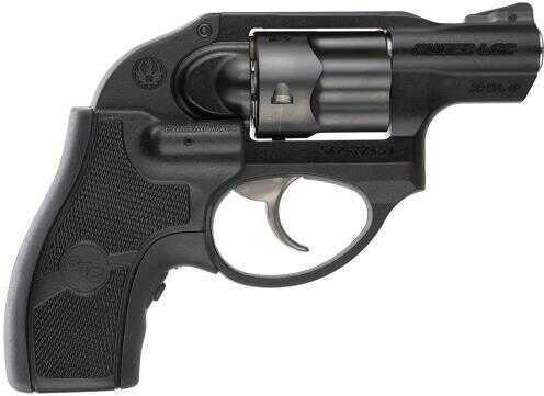 """Ruger LCR LG  38 Special 1.88"""" Barrel   Laser Grip   Blued  Revolver   5402"""