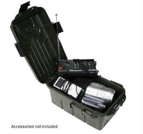 "MTM Survivor Dry Box - Small 10x7x3"" F. Green S1072-11"