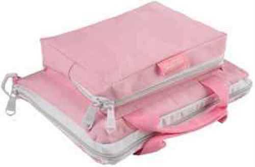 Bulldog Cases Mini Range Bag Pink Soft BD915P