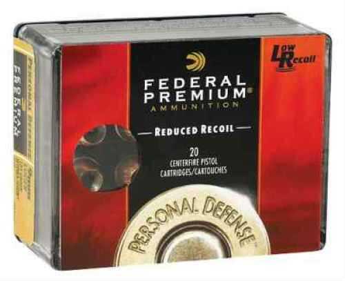 "Federal Cartridge 410 Shotshells Personal Defense, 2.5"" 4-Shot (Per 20) PD412JGE4"