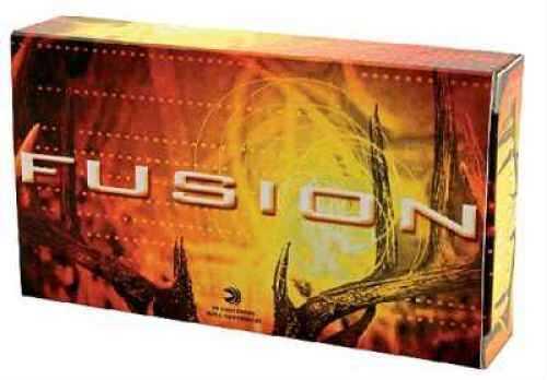 Federal Cartridge 6.5x55 Swedish Fusion, 140gr, Per 20 F6555FS1