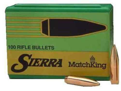 Sierra 6mm Match King 95 grain, Hollow Point Boat Tail (Per 100) 1537
