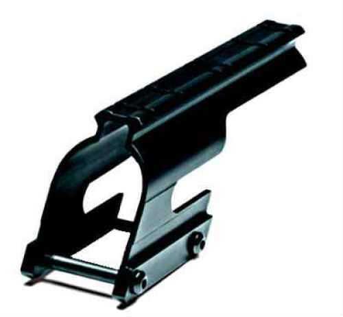 Remington Accessories Remington Arms Co. Remington Scope Mount For Remington 870/1100/1187 Shotgun Matte Black Finish Md: 19440