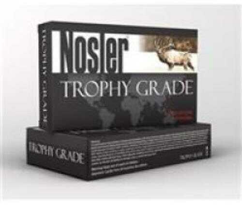 Nosler Trophy 270 Winchester 130 Grains AccuBond (Per 20) 60025