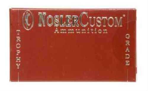 Nosler 300 Remington Ultra Magnum, Trophy Ammunition 180gr AccuBond (Per 20) 60065